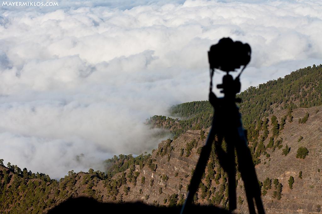 Timelapse videó Tenerife szigetéről