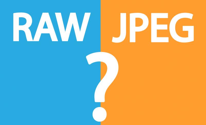 Raw és Jpg formátum összehasonlítása