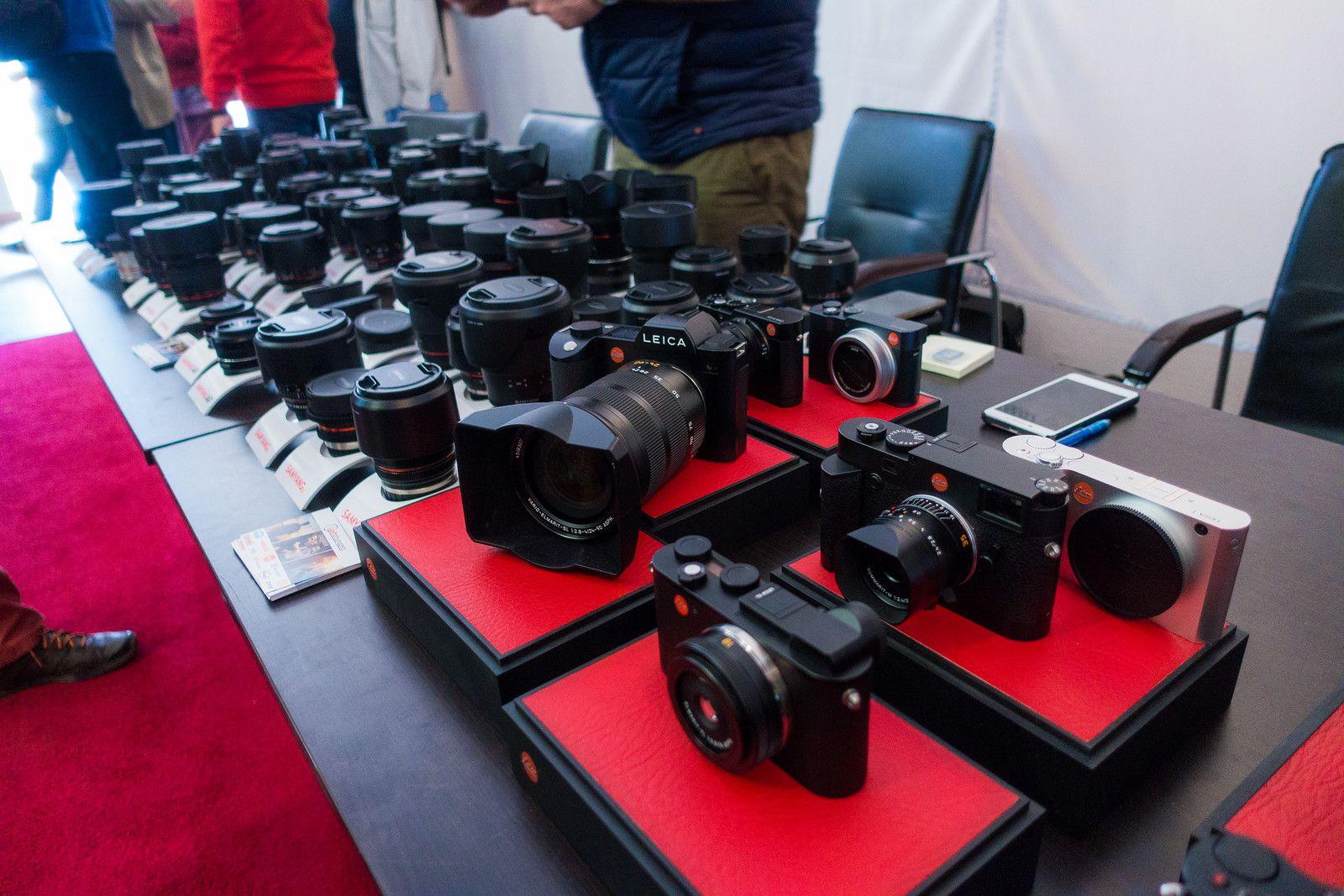 Leica a termeszetfoto fesztivalon