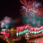 Augusztus 20 tűzijáték fotózás