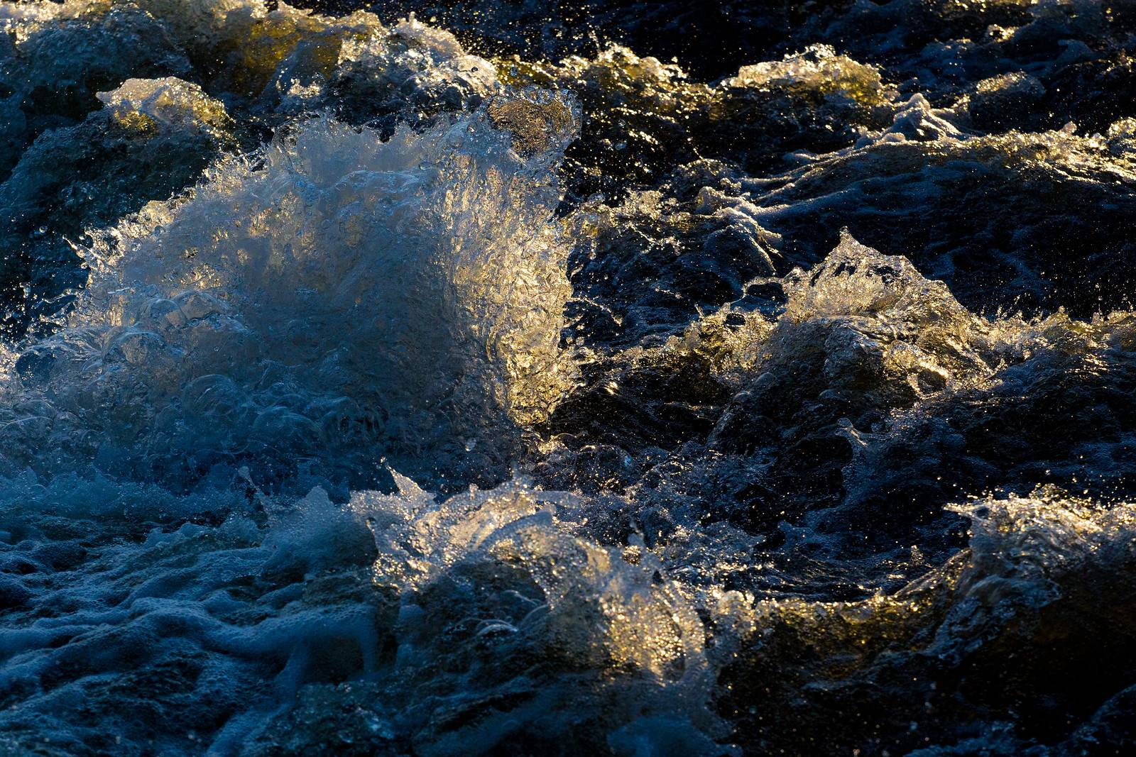 gyors záridő, megfagyó víz