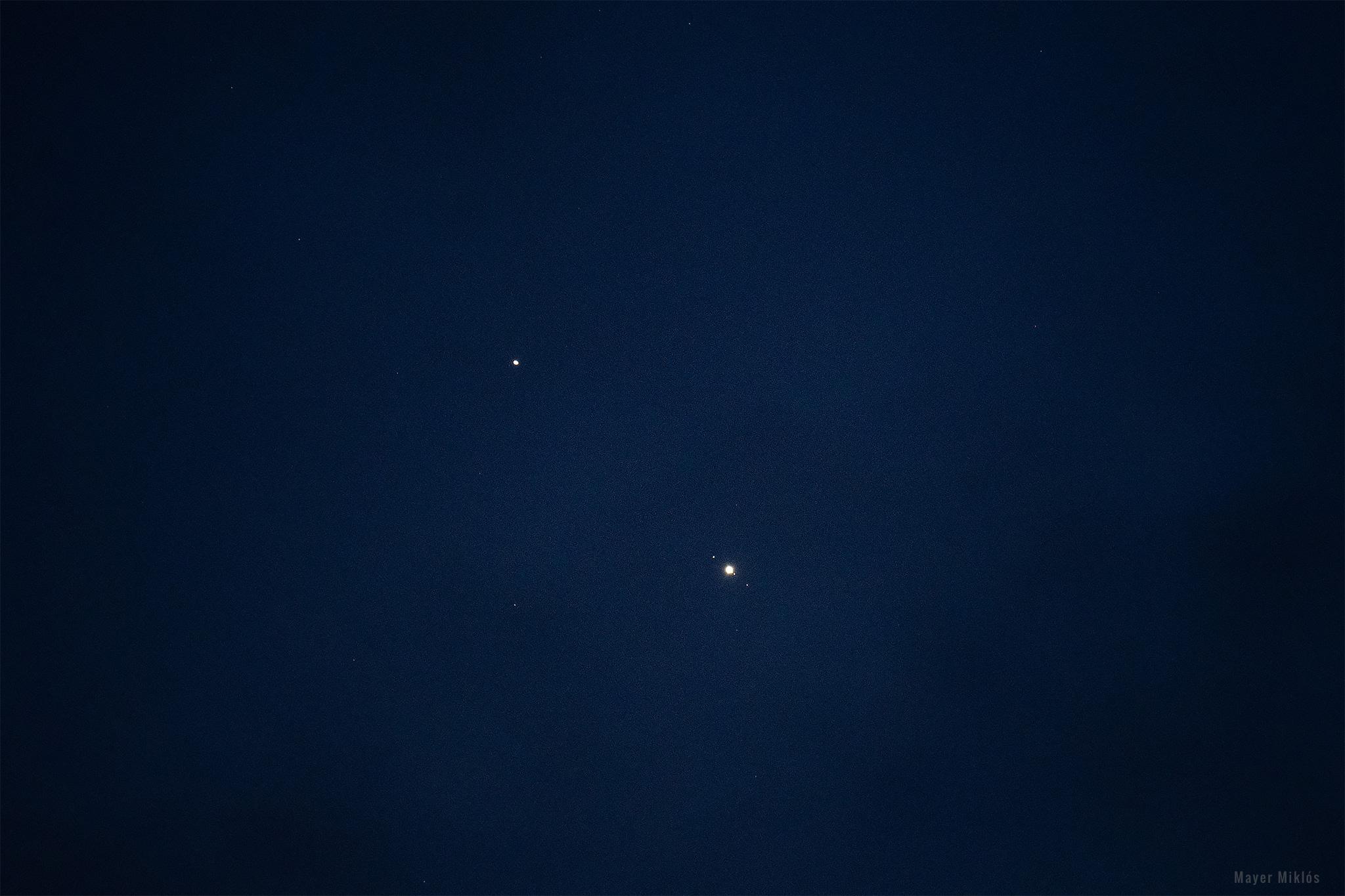 A Jupiter-Szaturnusz kettőse
