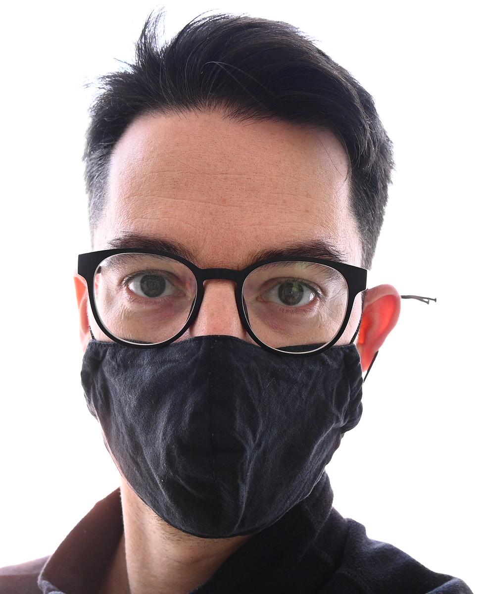 páramentesítő szemüveg maszkkal nem párásodik
